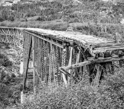 Abandon Trestle Bridge