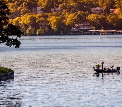 Early Morning Fishing