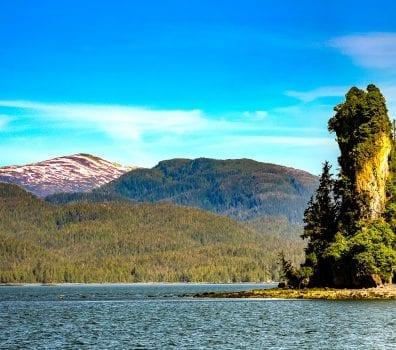 Lake Butte